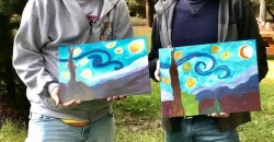 Gay Painting Party/Picnic  in Central Park