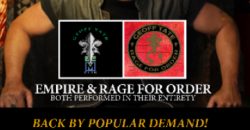 Geoff Tate: Performing 'Empire' & 'Rage For Order' In Their Entirety! ,Patchogue