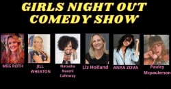 Girls Night Out Comedy Show ,Doral