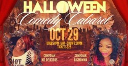 Halloween Comedy Cabaret ,Trenton