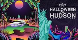 Halloween Party NYC: Massacre on Hudson Sensation Yacht Cruise ,New York