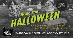 Home for Halloween ,Atlanta