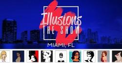 Illusions The Drag Queen Show Miami - Drag Queen Dinner Show - Miami, F ,Miami Beach