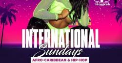 International Sundays @ The Eighteen Hookah Lounge ,Philadelphia