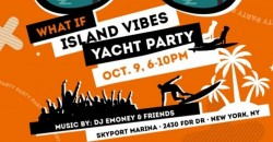 Island Vibes Yacht Party ,New York