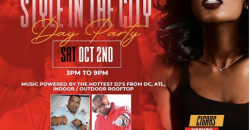 It's A Vibe - DMV to ATL Football Weekend Sunset Day Party Suite Lounge , Atlanta