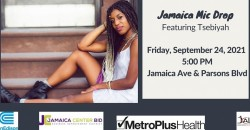 Jamaica Mic Drop (Live Music, Spoken Word and More) ,Queens