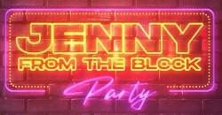 """""""Jenny From The Block Party"""" ,Miami"""