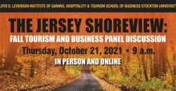 Jersey Shoreview: Fall Tourism and Business Panel Discussion , Atlantic City