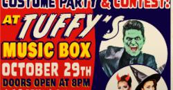 Johnny Wild & The Delights - Classic Retro Monster Bash , Sanford