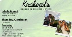 Kanikapila Conscious Open Mic + Cacao ,Miami