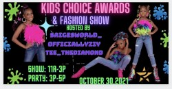 Kids Award Party & Fashion Show ,Chester