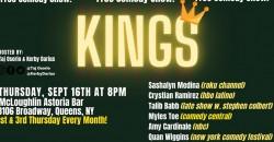 Kings of Queens Comedy Show ,Queens