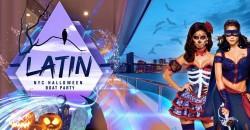 Latin Halloween Party Cruise NYC: Haunted Yacht Saturday Night ,New York