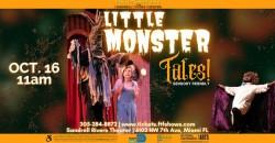 Little Monster Tales LIVE- Sensory Friendly ,Miami