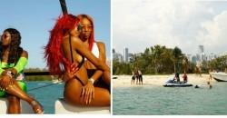 #MIAMI BOAT PARTY #AWESOME ,Miami