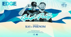 Miami Pool Party with Poolside DJ Sets ,Aventura