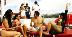 MIAMI SUNSET PARTY BOAT ,Miami