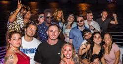 Miami's Craziest Yacht Party ,Miami
