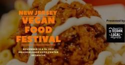 New Jersey Vegan Food Festival presented by the Vegan Local ,Secaucus