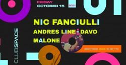 Nic Fanciulli @ Club Space Miami ,Miami