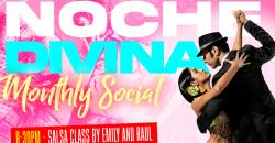 Noche Divina Monthly Social ,North Miami