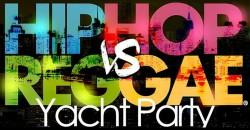 NYC Summer Sunset Hip Hop vs Reggae® Cruise at Skyport Marina Jewel Yacht