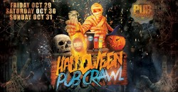 Official HalloWeekend Pub Crawl Grove Square Jersey City ,Jersey City