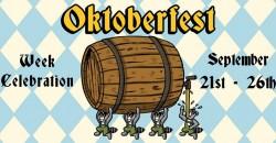 Oktoberfest Week of Celebration ,Doral