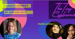 Ooooh Comedy! Friday Standup Comedy Show feat. women and lgbtq+ comics! ,Brooklyn