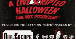 Pangolin presents THE FAMILY GHOULS - A Live Scripted Halloween Punk Rock Spooktacular featuring Frightening Performances by Our Escape and Casket Culture , Orlando