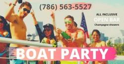 PARTY CRUISE MIAMI! ,Miami
