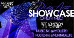 Philly Artist Showcase/Open Mic ,Philadelphia