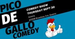 Pico de Gallo Comedy ,Queens