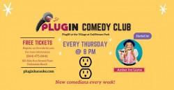 PlugIN Comedy Night at GulfStream Park ,Hallandale Beach