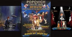 Popovich Comedy Pet Theatre! ,Homestead