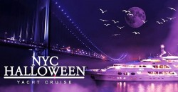 PRE HALLOWEEN MASQUERADE BOAT PARTY CRUISE | Music & Cocktails