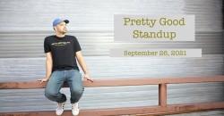 Pretty Good Standup: Comedy Recording ,New York