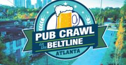 Pub Crawl on the BeltLine | Winter Edition ,Atlanta