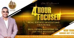 Real Estate Investing 101 - Live Training - New York ,New York