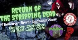 Return of the Stripping Dead: A Halloween Horror Burlesque Show ,Atlanta