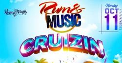 "Rum and Music ""Cruizin"" Miami Beach ,Hollywood"