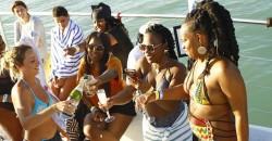#SAVAGE Spring Break BOAT #PARTY in MIAMI ,Miami