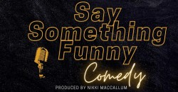 Say Something Funny COMEDY SHOW ,New York