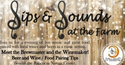 Sips & Sounds at the Farm ,Moorestown