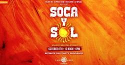 SOCA Y SOL - THE SOCA SUNDANCE - MIAMI CARNIVAL FRIDAY ,Miami