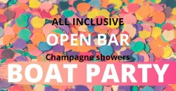 Spring BREAK EDITION! BOAT PARTY in MIAMI! ,Miami