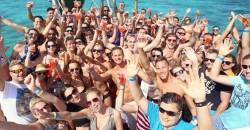 Spring Break - Miami Party Boat- Unlimited drinks ,Miami