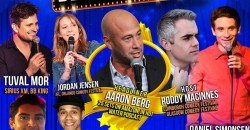 """Stand Up Comedy Show- """"Best Of Comedy"""" at Broadway Comedy Club  - October 1 ,New York"""