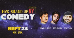Stand Up NYC Comedy Show ,New York